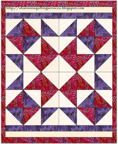 Summer Popsicle PDF Layer Cake Quilt by ModernTraditionQuilt, Have Hard Copy