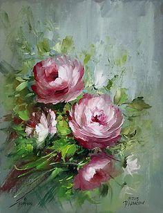 David Jansen - Elegant Roses