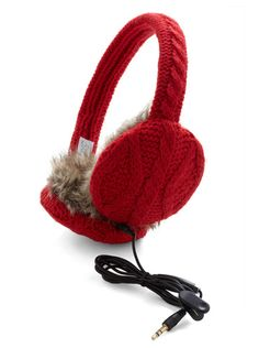 For the Snow Bunny - kinda want these!!