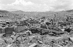 Nagasaki, Japan, September 1945.