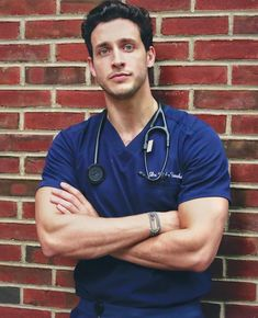 Focus on being good to people. Some say goodness attracts positivit - doctor. Hot Doctor, Male Doctor, Dr Mike Varshavski, Male Nurse, Being Good, Men In Uniform, Good Looking Men, Cute Guys, Gorgeous Men