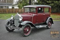 Ford : Model A 1930 Ford Model A - http://www.legendaryfinds.com/ford-model-a-1930-ford-model-a/