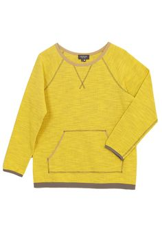 #GryphonNY #HappyPullover #yellow