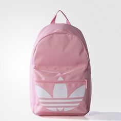 Classic Trefoil Backpack - Pink
