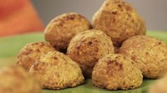 Get Olive Cheese Balls Recipe from Food Network
