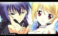 Ikuto and Tadase say welcome to the anime world !!! let's just say  I would choose ikuto lol