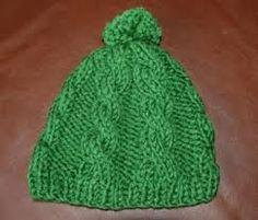 Resultado de imagen para boinas tejidas en dos agujas Knitted Hats, Beanie, Knitting, Fashion, Caps Hats, Tejidos, Moda, Tricot, Fashion Styles