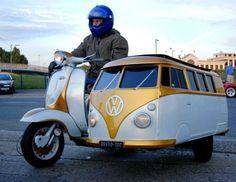 Volkswagen zijspan
