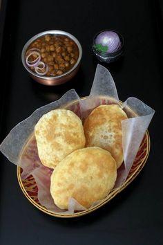 Quick bhatura recipe | quick and easy bhatura recipe with eno