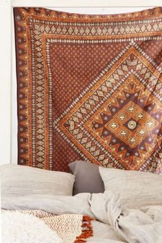 Magical Thinking Ally Diamond Tapestry - Urban Outfitters