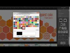 Creating a watermark, blogging