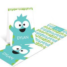 Thank You Cards -- Monster Hug