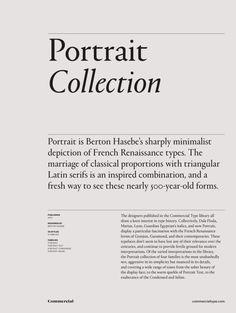 Portrait collection 1 600 xxx