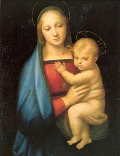 Raphael's Madonna dell Granduca