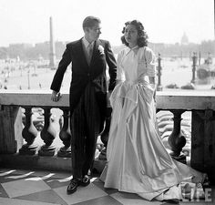 The Shah of Iran's half Sister, Princess Fatemeh Pahlavi marries American Entrepreneur from California Vincent Lee Hillyer who chooses to convert to Islam on May 5 1950.