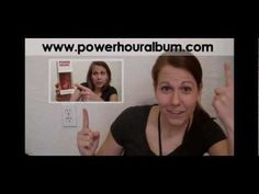 OMG!!! This is seriously funny stuff.  This lady made up a whole track of drinking songs to play during power hour.  this is genius