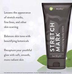 2 Boxes It Works! Stretch Mark Moisturizing Body Cream $60 each plus Free S&H  | eBay