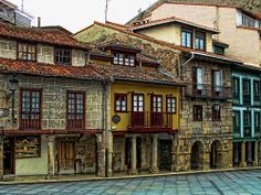 Asturias Spain, Paraiso Natural, Atlantic City, The Good Place, Villa, Posters, Mansions, Live, House Styles