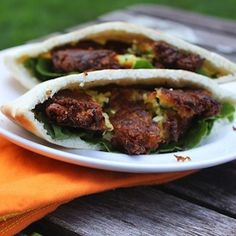 Got extra zucchini? Use it in this delicious and easy falafel recipe. (Gluten-free version available!)