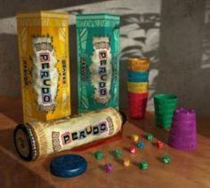 Perudo - Jedisjeux : le site communautaire des jeux de société Le Site, Board Games, Triangle, Tabletop Games, Table Games