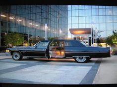 1976 Cadillac Series 75 Fleetwood Executive Limousine