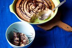 Kokosowo-bananowa zapiekanka jaglana na śniadanie