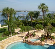 GreenFlex Landscaping are landscape design specialists that produce beautiful landscaping specifically tailored to home or commercial needs. Beach Landscape, Landscape Design, Garden Design, Commercial Landscaping, Ormond Beach, Palm Coast, Lawn Maintenance, Outdoor Lighting, Outdoor Decor