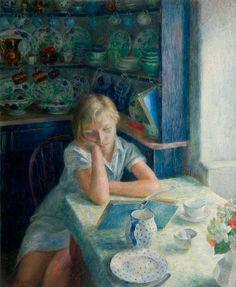 Mujeres Pintoras: Dod Procter - TrianartsTrianarts