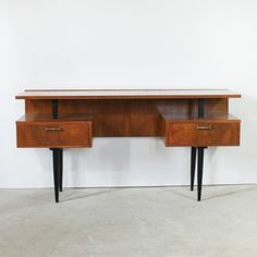 Located using retrostart.com > Writing Desk by Unknown Designer for Unknown Manufacturer