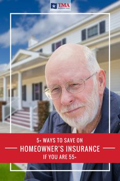 Homeowners over the age of 55 may be eligible for several unexpected discounts on their homeowners insurance premiums - bringing them savings up to 25%. Read our latest blog to learn what you can do to save on your insurance costs. #homeinsurance #homeowners #texas #physician #texmed #insurancesavings