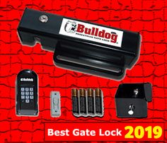 Well, if you are looking to buy best gate lock, you can read this buying guide.  This buying guide help you to understand about best automatic gate lock for your home.  Because home security is the best policy. If you are smart one enough, you should secured your home perfectly with a perfect gate lock.  #GateLock #Gate #Lock #Home #Security Small Entrance, Small Doors, Gate Locks, Digital Lock, You Are Smart, Automatic Gate, Extreme Weather, Stuff To Buy, Door Locks