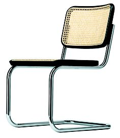 S32 Cesca Chair produced by Thonet and Knoll - Marcel Breuer