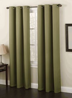 Lichtenberg, Montego Grommet Curtains � Willow � Lichtenberg - View All Curtains