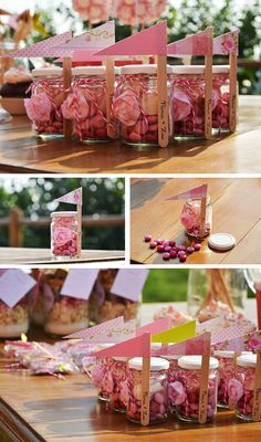 Nice ideas for baptism favors!