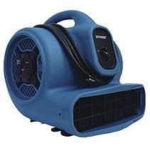 Xpower X 400a 1600 Cfm 3 Speed Commercial Air Mover Carpet Dryer Floor Blower Fan W Dual Outlets For Daisy Chain Blower Fans Power Outlet Daisy Chain