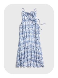 **** Just in for your Spring Summer Stitch Fix! Loving this beautiful blue and white print halter dress! Want in my next fix for sure. Stitch Fix Fall, Stitch Fix Spring Stitch Fix Summer 2016 2017. Stitch Fix Fall Spring fashion. #StitchFix #Affiliate #StitchFixInfluencer