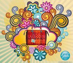 Gabs Frida! Enamel, Bags, Accessories, Style, Fashion, Handbags, Moda, La Mode, Dime Bags