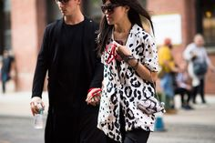 #RelationshipGoals: How to Win at Street Style With Your Main Squeeze - Gallery - Style.com