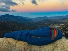 NoZipp's sleeping bag uses magnets for easier entry and exit