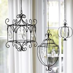 Crafty ideas to use wire for home decor projects wire pendant light chandelier- husband will be making me this..