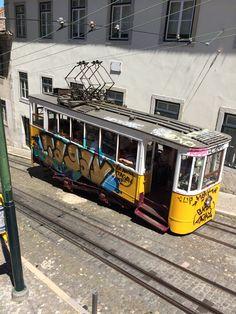 Eletricos de Lisboa- Encarnação