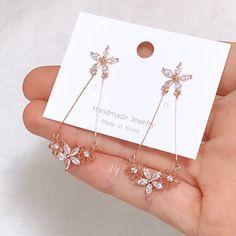 Jewelry Design Earrings, Ear Jewelry, Cute Earrings, Cute Jewelry, Designer Earrings, Fashion Earrings, Jewelery, Jewelry Accessories, Fashion Jewelry