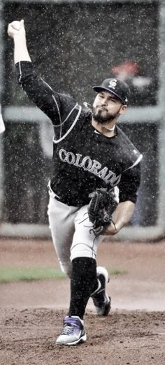 Antonio Senzatela Colorado Rapids, Colorado Rockies, Major League Baseball Teams, Mlb Teams, Ian Desmond, Rockies Baseball, Colorado Avalanche, World Of Sports, Nebraska