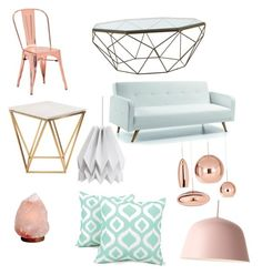 """""""Summer things"""" by ellamimiwatson ❤ liked on Polyvore featuring interior, interiors, interior design, home, home decor, interior decorating, Zuo, Jayson Home, Nuevo and Muuto"""