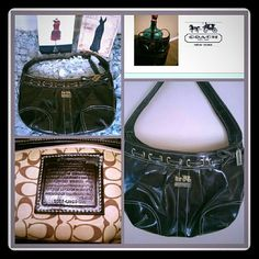 The Cutest Coach Purse Limited Edition great condition Coach Bags Hobos
