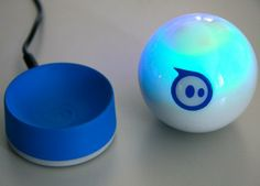 Sphero   Roboter-Ball (Weiß, iOS/Android): Amazon.de: Elektronik
