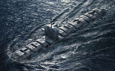 Navy Subs on Behance