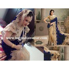 Glam Diva Designer Saree