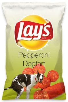 Worst Potato Chip Flavor Ever - PandaWhale