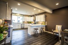 The Ramsey Floor Design - Kitchen #SEAPACHomes, Premiere #SnohomishCountyBuilder, #NewHomesEverett, #NewHomesBothell #NewHomesSeattle #InteriorDesign #Bathrooms #MasterSuite #Sinks #Toilets #Countertops #HardWoodFloors #MasterBathroom #Kitchens #Bedrooms http://seapachomes.com/available-homes.php
